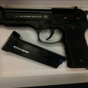 Baretta M9 Co2 KJW
