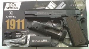 FN 1911 KJW 6mm.