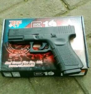 Glock 19 RCF